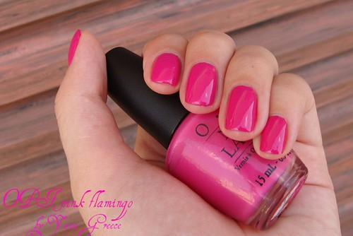 Opi Pink Flamingo OPI, pink flamingo   Y...