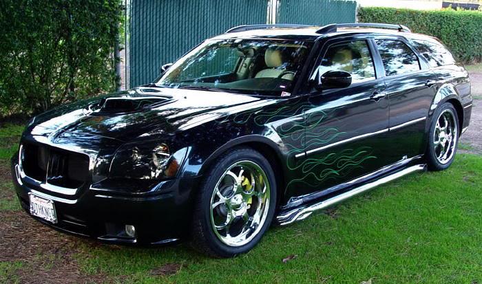Danko Dodge Magnum Custom Shaker Danko Reproductions