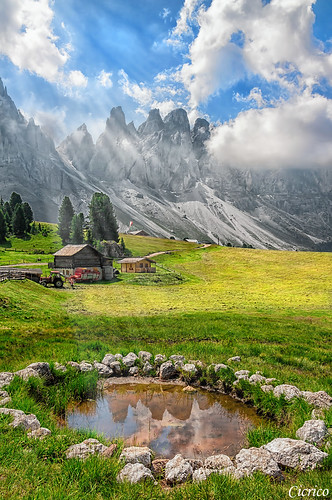 Funes - Villnöss - Dream of late summer - Sogno di fine estate | by cicrico