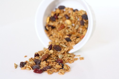 SMS Cherry Almond Granola | by Tracey's Culinary Adventures