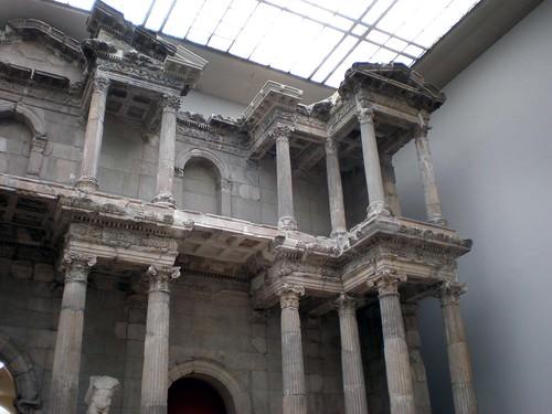 Berlin pergamon museum porta del mercato di mileto 506 - Porta di mileto ...