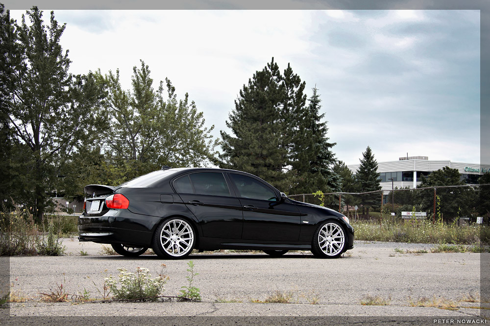 Bmw E90 325i Modded My E90 Bmw 3 Series Miro 111