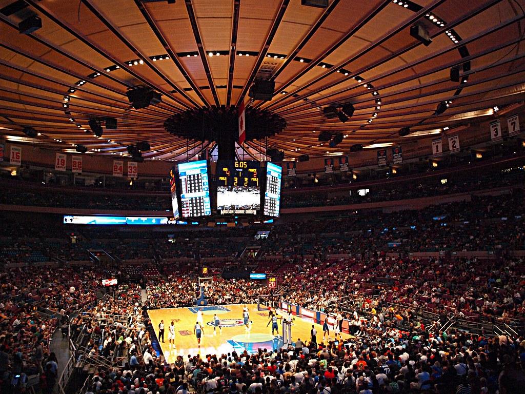 Madison Square Garden Sold Out Emmanuel Milou Flickr