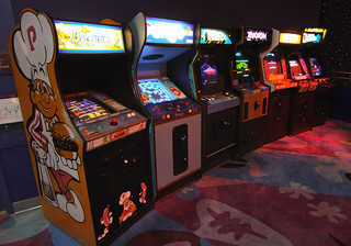 More Arcade Games | by Sam Howzit