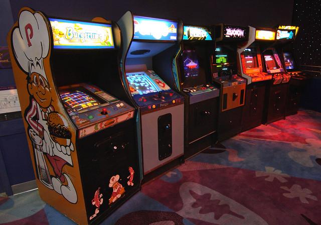 More Arcade Games