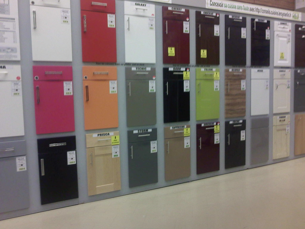 Photo / All sizes & All sizes | Leroy Merlin kitchen cupboard doors | Flickr - Photo ...