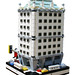 micropolis building + bar