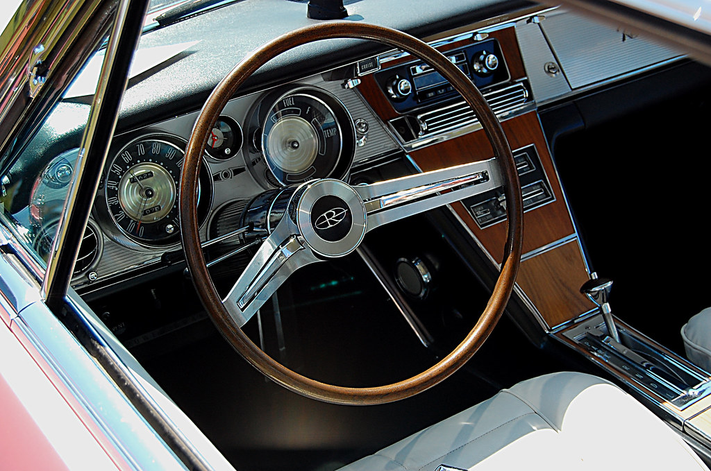 riviera interior 1964 buick riviera this car was ordered flickr. Black Bedroom Furniture Sets. Home Design Ideas