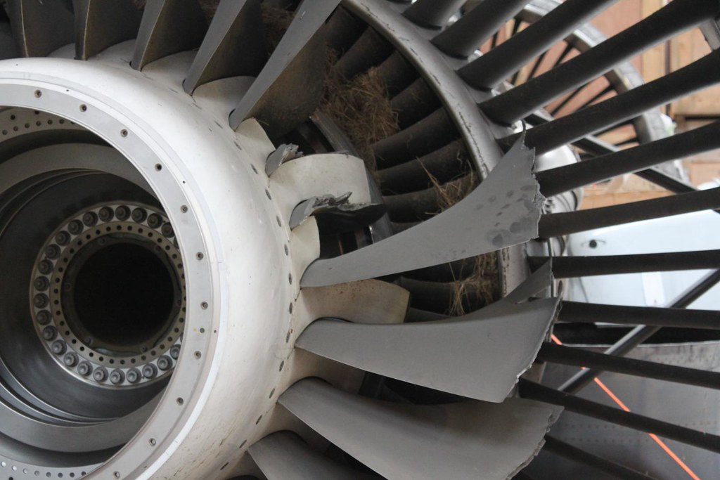 Rolls Royce Trent 800 Engine Guess What This Is From