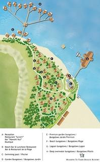 Te Tiare Beach Resort Polinesia