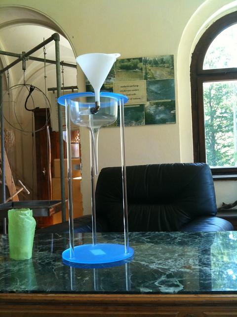 water vortexing machine
