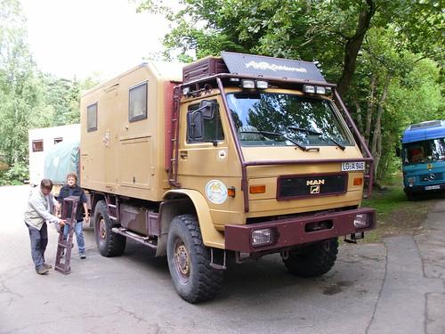 MAN-VW G90 Camper -1- | Amelinghausen 2010 | Hog ...