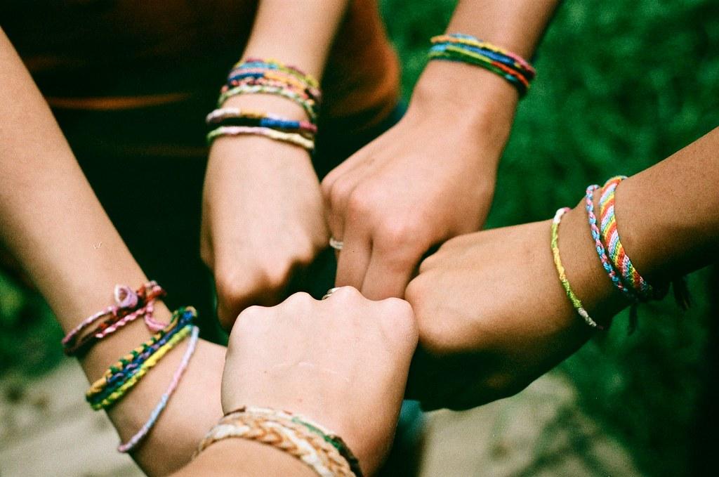 Image result for making friendship bracelets