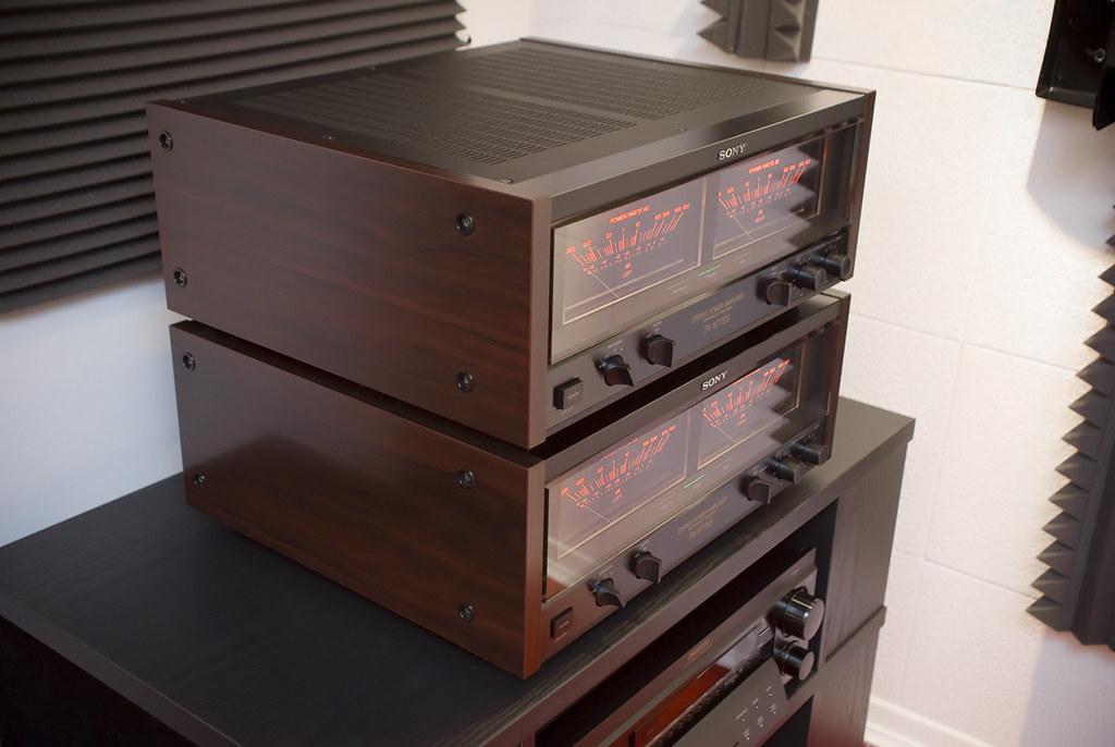 Sony es ta n77es side panels after 20 years of wanting - Www wayook es panel ...