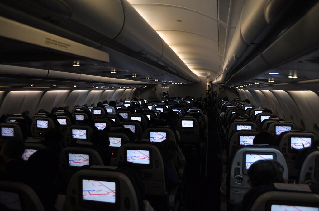 Cabina interior avianca airbus a330 200 reg n948ac for Interior 787 avianca