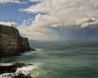 Departing Storm, Tairoa head | by Ian@NZFlickr
