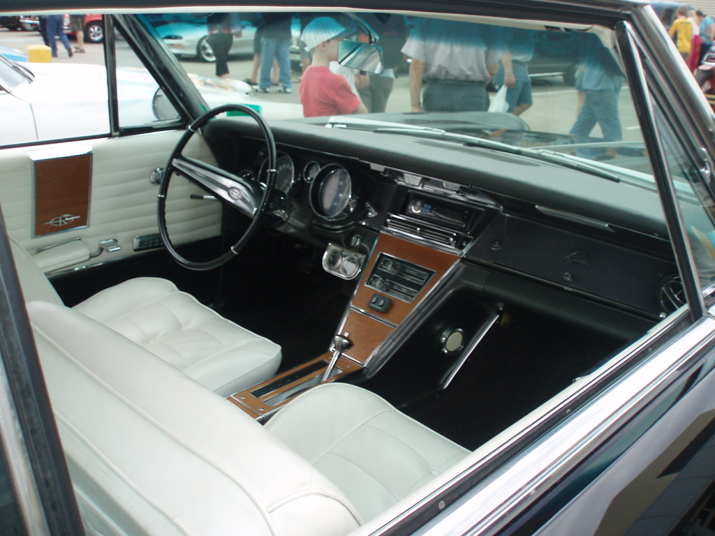 Buick Riviera Pro Touring Chassis