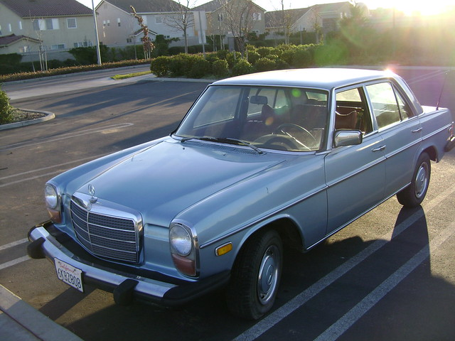 1975 mercedes benz 240d flickr photo sharing for Mercedes benz 240 d