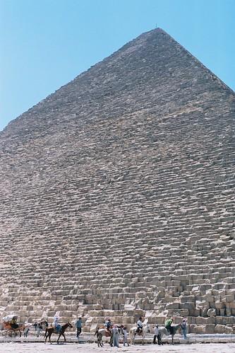 胡夫(Khufu)金字塔