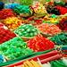 gelatin and food dye