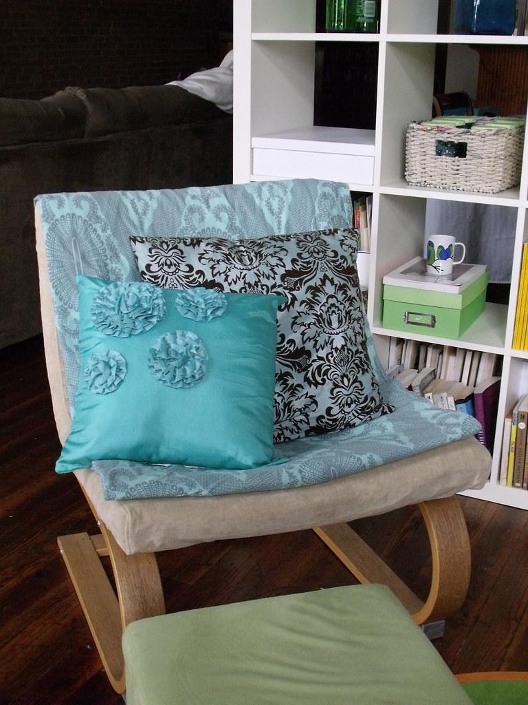 ... Ikea klackbo chair in office | by margaret_loves & Ikea klackbo chair in office | A second chair styled differeu2026 | Flickr