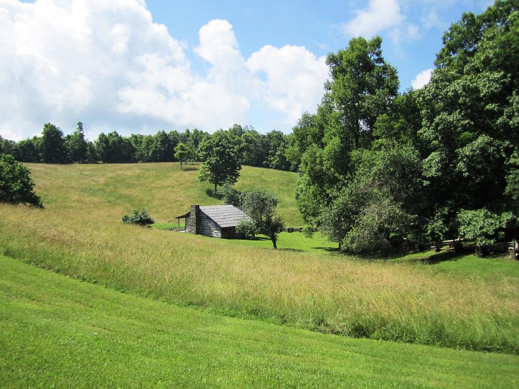 Cumberland Gap Nhp Hensley Settlement Bruce Johnson