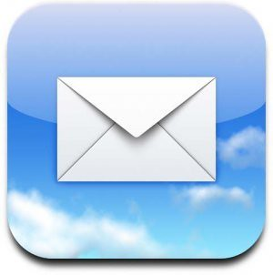 how to make a new email on iphone 5