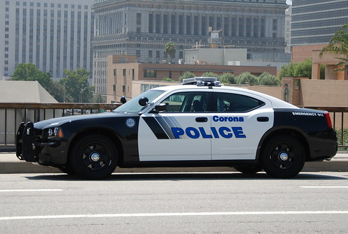 New Dodge Charger >> CORONA POLICE DEPARTMENT - DODGE CHARGER | Navymailman | Flickr
