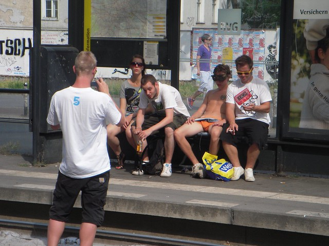5 dudes in berlin flickr photo sharing. Black Bedroom Furniture Sets. Home Design Ideas