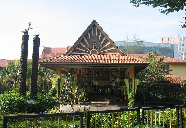 Traditional Malay Architecture Kuala Lumpur Craft Complex