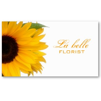florist business card by floraluniverses florist business card by floraluniverses