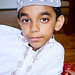 Hamza ready for Jummah