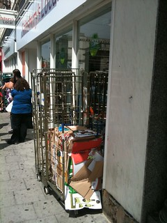Sainsbury's Western Road street clutter | by Jason Kitcat