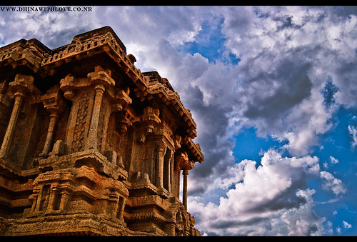 Hampi - Stone Car | by Bharathi mainthan