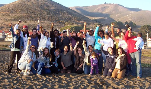 Reproductive Justice Network Convening, 2006, Northern California | by 3Wave