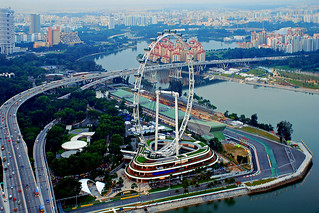 Singapore Flyer | by chooyutshing