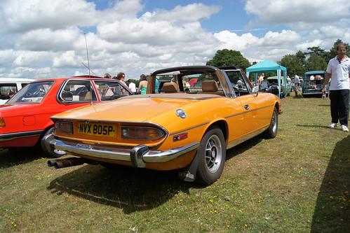 Darling Buds Car Show