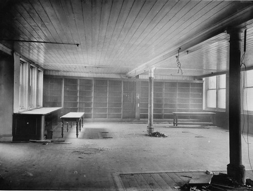 hmv 363 Oxford Street, London - 2nd Floor, looking west - 16th January, 1921