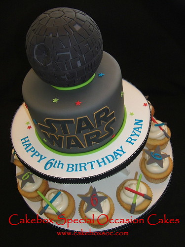 Star Wars Cake Star Wars Death Star Was Styro And While