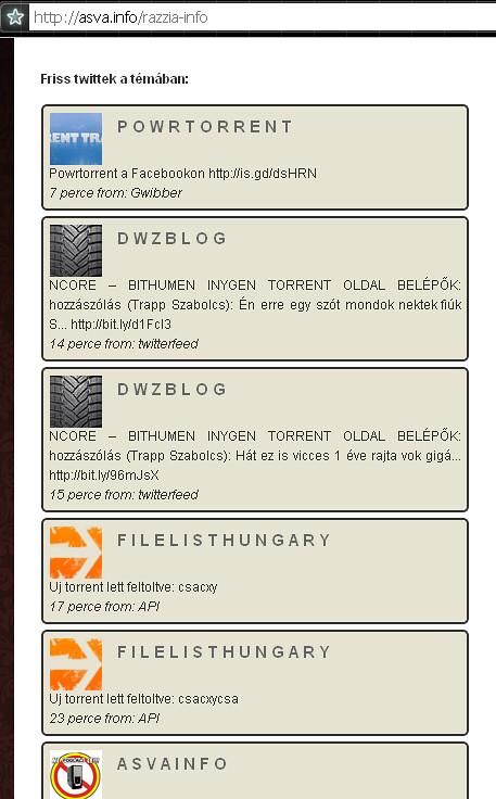 torrent oldal