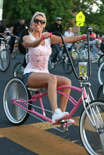 Pink Cruiser | by Richard Masoner / Cyclelicious