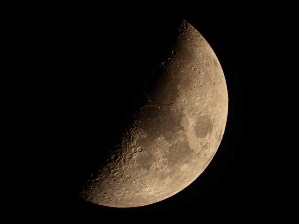 Luna cuarto creciente for Cuarto creciente zaragoza