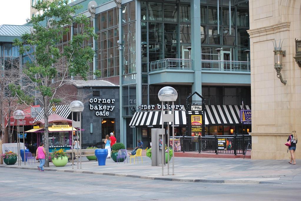 Corner Bakery Cafe Irving Tx
