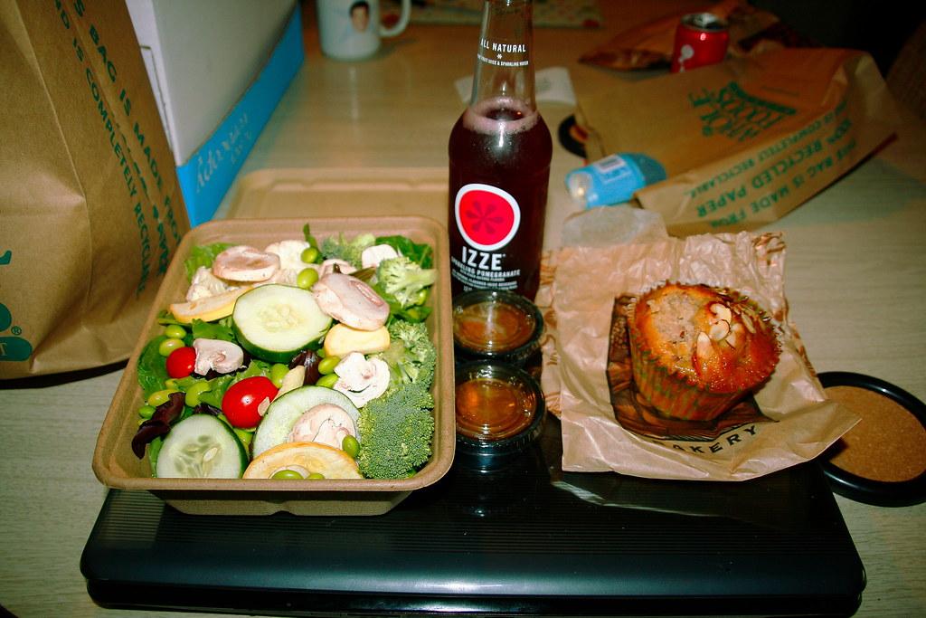Whole Foods Veggie Burger Deli