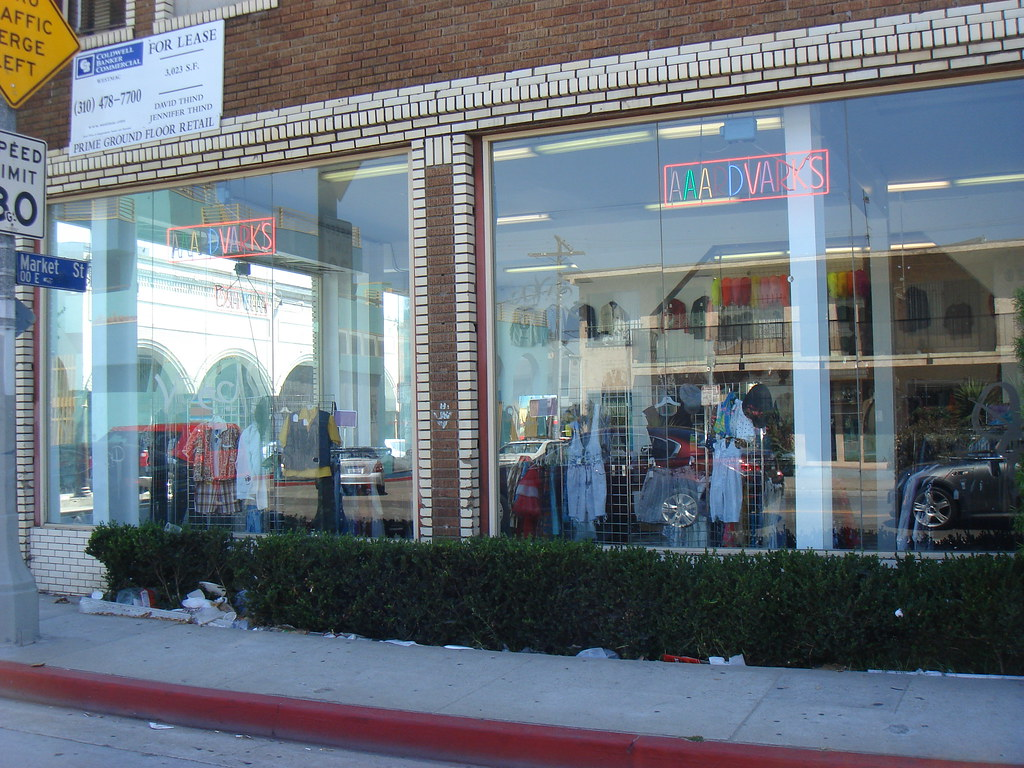 aardvarks ark vintage clothing venice we use to shop