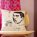 Serge Gainsbourg Pillow