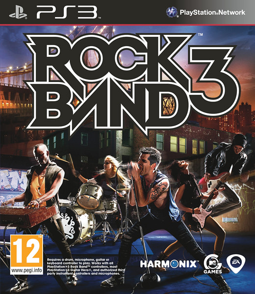 Installing Wii Rock Band