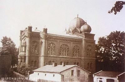 Sl >> Synagogue in Olesno (Rosenberg) | Synagogue in Olesno, built… | Flickr