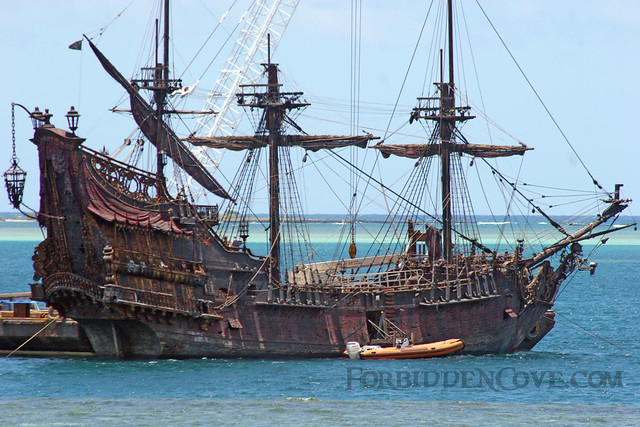blackbeard pirate ship related - photo #6