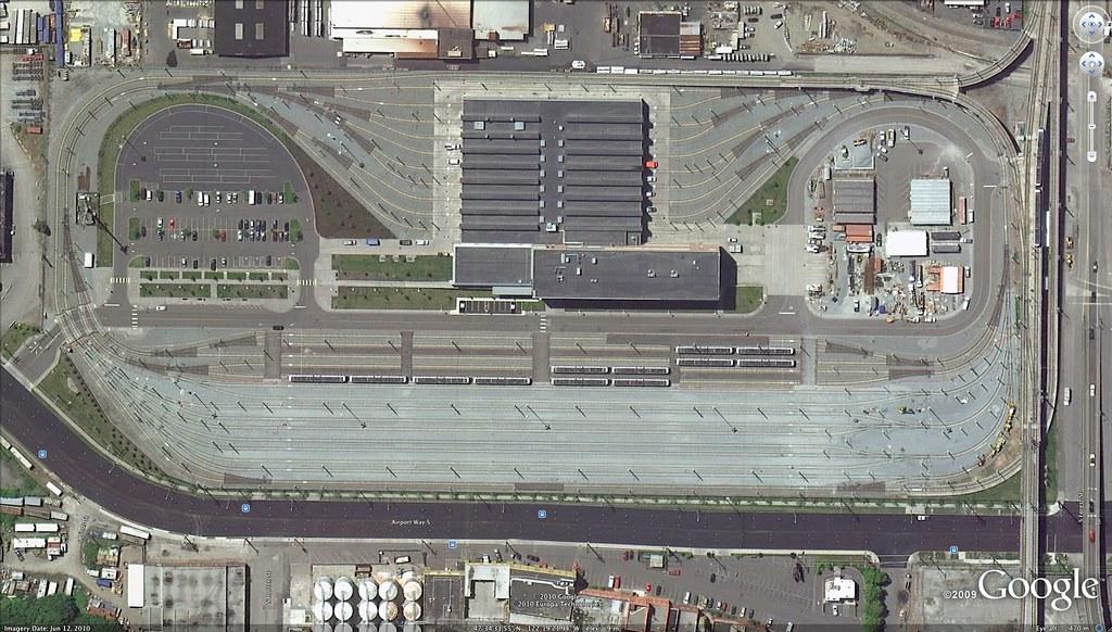 USA: Seattle: Link Light Rail: Operations & Maintenance Fa ...